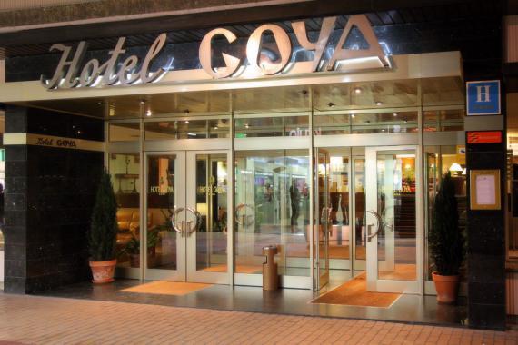 HOTEL PALAFOX GOYA