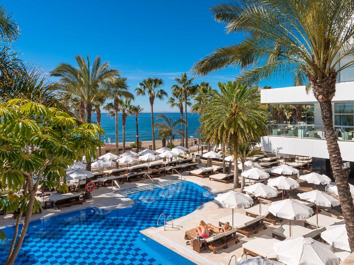 HOTEL FUERTE AMARE BEACH MARBELLA