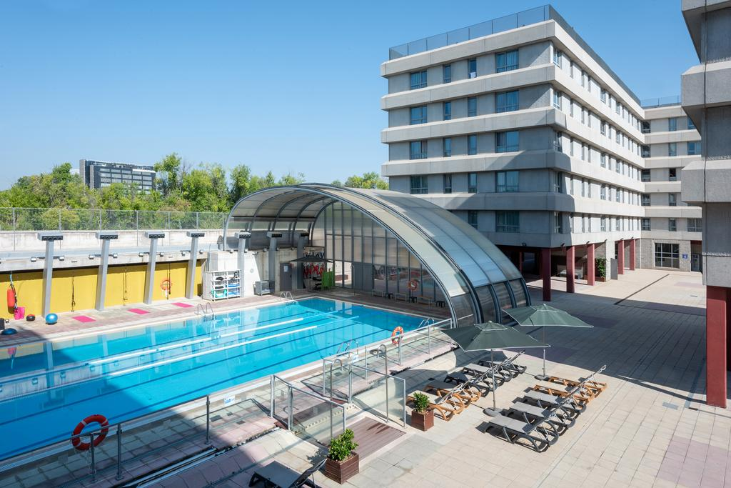 TRYP MADRID AIRPORT SUITES - HOTEL OFICIAL EQUIPOS
